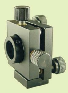 Four-Axis Adjustable Laser Holder, 0.5 inch - LMF-05